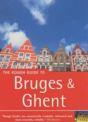 Rough Guide to Bruges and Ghent (Miniguides) by Lee, Phil Paperback Book The