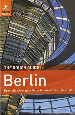 The Rough Guide to Berlin, Williams, Christian Paperback Book The Cheap Fast