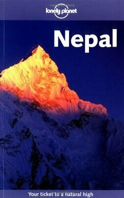 Nepal (Lonely Planet Travel Guides), Everist, Richard Paperback Book The Cheap