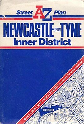 A-Z Street Map of Newcastle Upon Tyne by Geographers' A-Z Map Company 0850391571