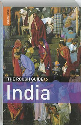The Rough Guide to India by Gavin Thomas Paperback Book The Cheap Fast Free Post