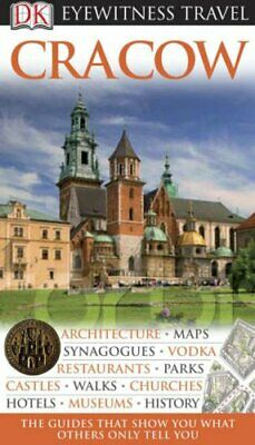DK Eyewitness Travel Guide: Cracow, Collectif Hardback Book The Cheap Fast Free