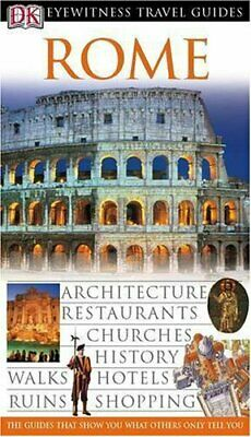Rome (DK Eyewitness Travel Guide) by Dorling Kindersley Hardback Book The Cheap
