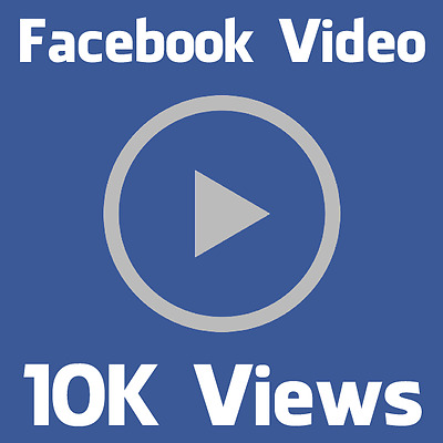 Buy 10000-Facebook-Video-View-10k - Choose Videos Or Apply to All - Super FAST!