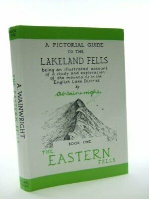 A Pictorial Guide to the Lakeland Fells Book O... by Wainwright, Alfred Hardback