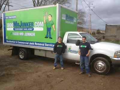 Make a $1000. per week in your own Junk Removal business