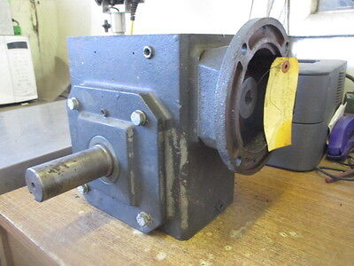 Dayton 58Rpm Out 1750Rpm 30.1 Ratio 1689 Torque Out 2Hp Inspeed Reducer 4Z017C