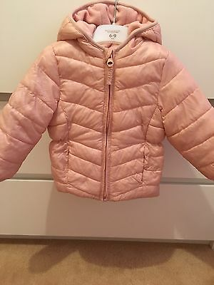 Baby Girls Mothercare Jacket 6-9months