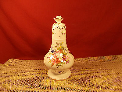 Hammersley China Howard Sprays Pattern Sugar Shaker 7 1/4""