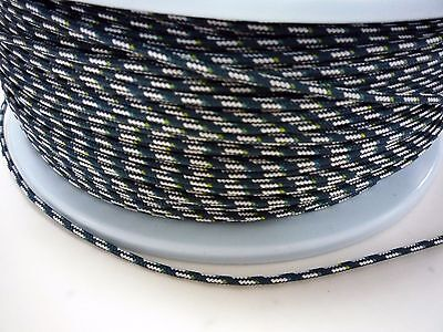 2.5mm Dyneema SK78, Halyard sheet rope LIROS Regatta 2000, sailing, dinghy