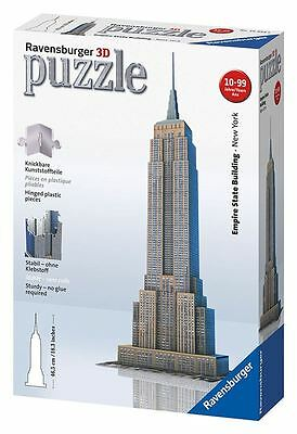 Puzzle 3D Empire State Bulding Ravensburger 12553