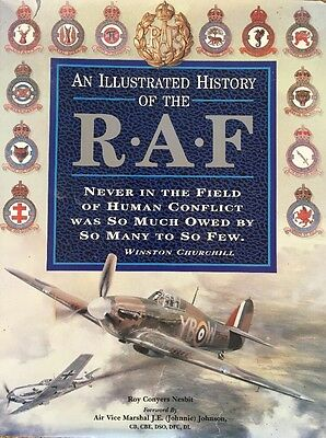 An Illustrated History of the RAF by Roy Conyers Nesbit (Hardback, 1996)