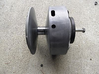 Skidoo 1998 MXZ 500, 494 primary drive clutch pulley PN # 417220800