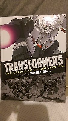 Transformers Definitive G1 Collection volume 6 Target:2006  (issue 1)