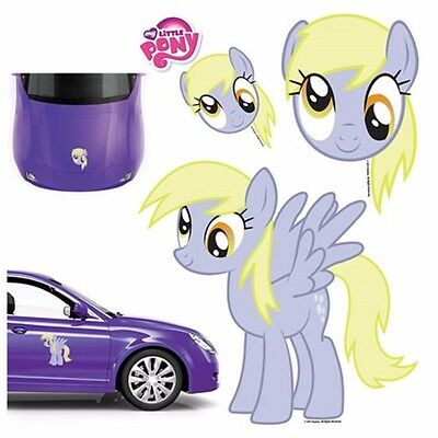 My Little Pony Muffins Car Graphics Decal Set