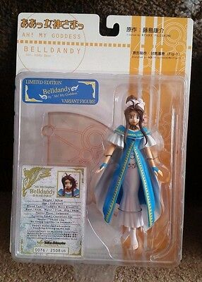 Ah! My Goddess Belldandy limited figure (hobby base)