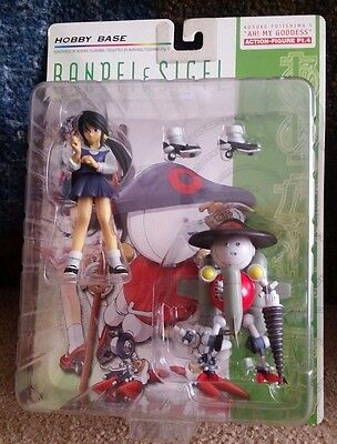 Ah! My Goddess Banpei & Sigel figures (hobby base)