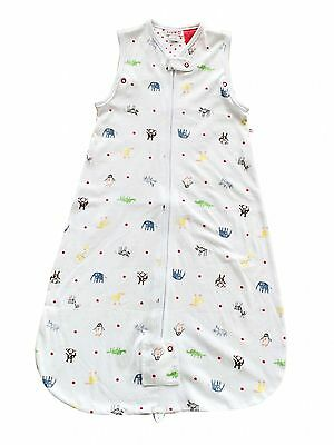 Baby Sleeping Bag - FREE & FAST SHIPPING - Zoo Animal Plum Collections Sleepi...