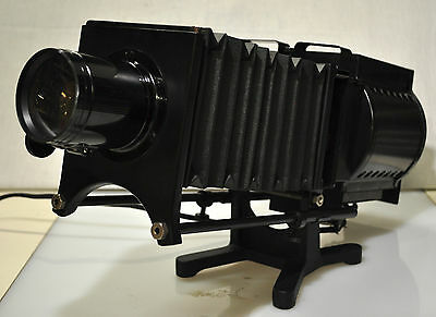 Keystone Magic Lantern Projector in Case with Original Tags Tested 346-101109