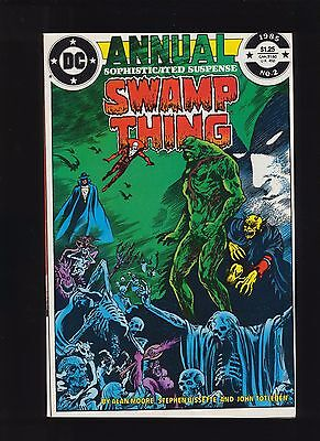 Swamp Thing Annual #2 (1985 DC)! Justice League Dark! SEE PICS AND SCANS! WOW!
