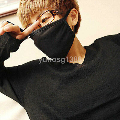 1* Unisex Winter Warm Breathing Face Mask Anti-dust Masks Windproof Cotton Mouth