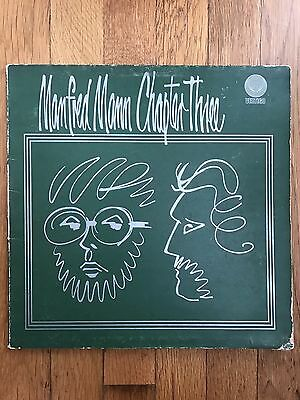 Manfred Mann Chapter Three LP Vertigo Spiral VO3 UK Original