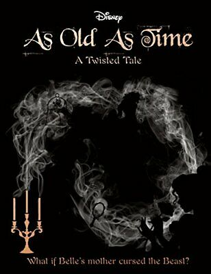 Disney A Twisted Tale: As Old As Time by Liz Braswell Book The Cheap Fast Free