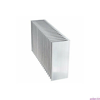 Aluminum Heat sink for 5W 10W High Power LED Light Cooling Cooler XM