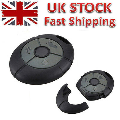 3 Button Remote Key  Fob Case Shell UK For Rover MG TF ZR ZS 25 45 Streetwise