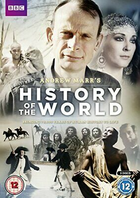 Andrew Marr's History of the World [DVD] - DVD  BEVG The Cheap Fast Free Post