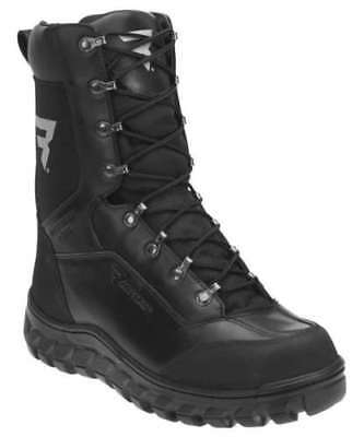 Bates Crossover Mens Waterproof Insulated All-Weather Boot Leather/Nylon