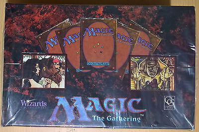 Magic the Gathering WOC 16700 - Fourth Edition - Booster Box (Mint, Sealed)