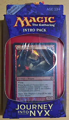 Magic the Gathering - Intro Pack Journey into NYX (Mint, Sealed)
