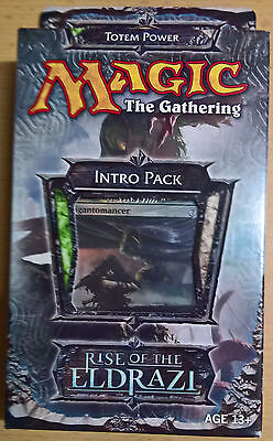 Magic the Gathering - Intro Pack Rise of the Eldrazi - Totem Power (Mint,Sealed)