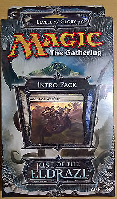 Magic the Gathering - Intro Pack Rise of the Eldrazi - Levelers' Glory (Mint)