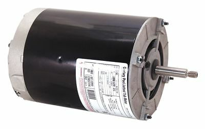 Century 1 HP Pool and Spa Pump Motor, Split-Phase, 3450 Nameplate RPM, 115