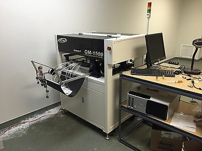 QM1500 SMTmax Automatic Pick and Place Machine