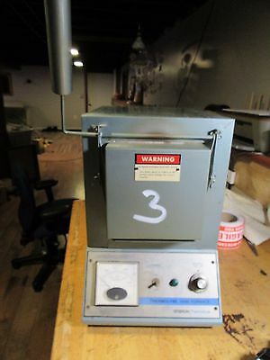 Thermolyne 1500 FD1528M Benchtop Furnace 1200ºC Gold Smelting Pot Forge Oven HOT