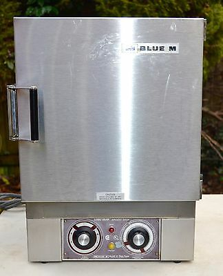 Blue M Stabile-Therm Gravity Convection Oven Model OV12A 260°c/500°F Laboratory