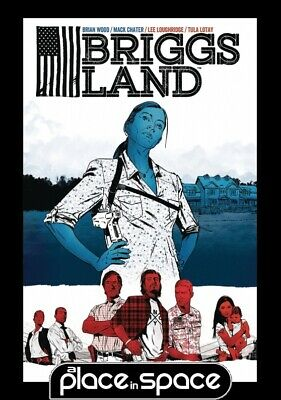 Briggs Land Vol 01 State Of Grace - Softcover