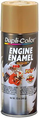 Dupli-Color EDE163807 Ceramic Cummins Beige Engine Paint - 12 oz.