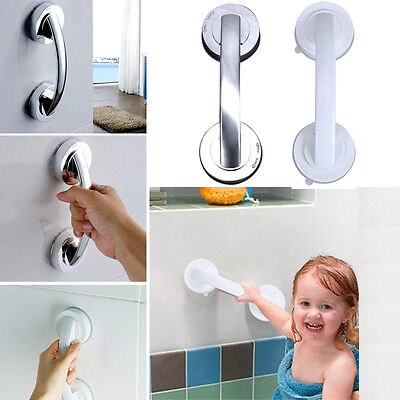 Safety Suction Grip Support Handle Bathroom Shower Toilet Anti-Slip Hand Rail
