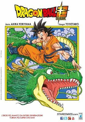 manga DRAGON BALL SUPER N. 1 -  nuovo italiano - star comics