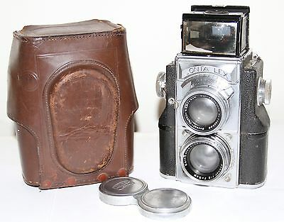 Zeiss Ikon Contaflex 35mm TLR 860/24 With 50mm f/2 Sonnar Lens
