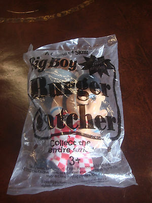 2006 Big Boy Burger Catcher Collectable Toy NEW