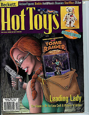 Beckett Hot Toys Collector Magazine Issue #4 nm-m new unread 1998 Guide H28