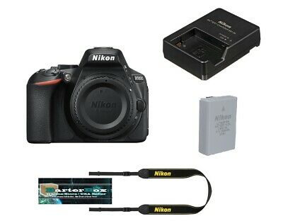 Black Friday Deals Sale Nikon D5600 Dslr Camera 24.2 Mp Body