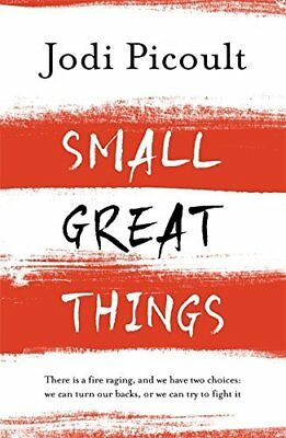 Small Great Things: To Kill a Mockingbird for by Jodi Picoult New Paperback Book