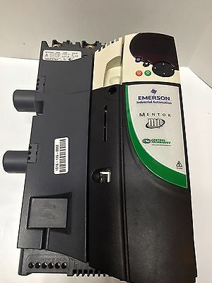 Control Techniques Mentor Mp / Mp155A4R 208/480V 90 Hp Ac Drive Tested Warranty