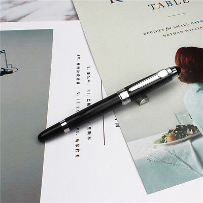 New Outstanding Silvery  High Quality Medium Roller Pen